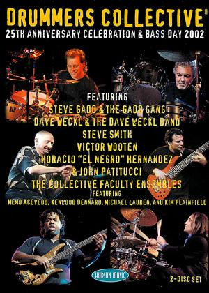 Rent The Drummers Collective 25th Anniversary Online DVD Rental