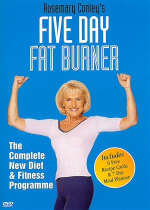 Rent Rosemary Conley: Five Day Fat Burner Online DVD Rental