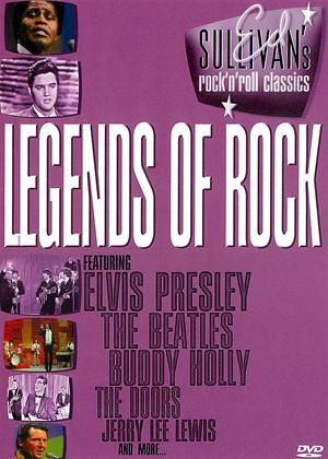 Rent Ed Sullivan: Rock 'N' Roll Classics: Legends of Rock Online DVD Rental