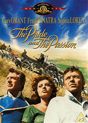 Rent The Pride and the Passion Online DVD Rental