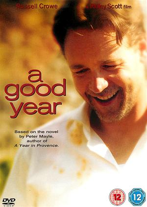 A Good Year Online DVD Rental