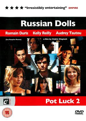 Rent Russian Dolls: Pot Luck 2 (aka Les Poupées russes) Online DVD & Blu-ray Rental