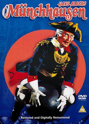 Rent Munchhausen (aka The Adventures of Baron Munchausen) Online DVD & Blu-ray Rental