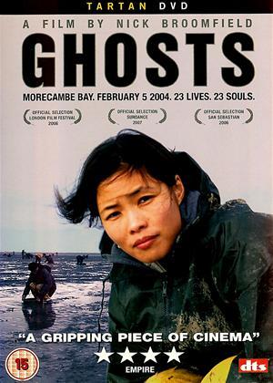 Ghosts Online DVD Rental