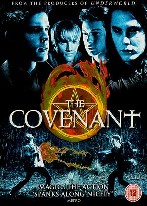 Rent The Covenant Online DVD Rental
