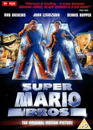 Rent Super Mario Bros. Online DVD Rental