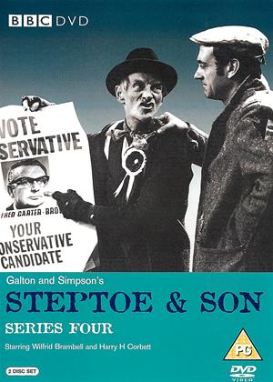 Rent Steptoe and Son: Series 4 Online DVD Rental