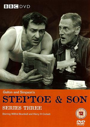 Rent Steptoe and Son: Series 3 Online DVD Rental