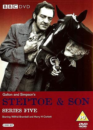 Rent Steptoe and Son: Series 5 Online DVD Rental