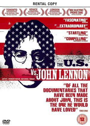 Rent The U.S. Vs John Lennon Online DVD Rental