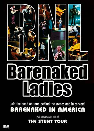 Rent The Barenaked Ladies: In America and the Stunt Tour Online DVD Rental