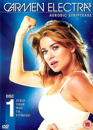 Rent Carmen Electra's Aerobic Striptease: Vol.1 Online DVD Rental