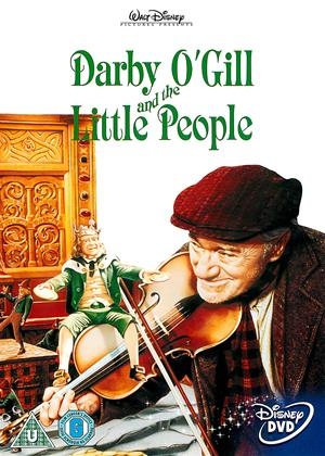 Rent Darby O'Gill and the Little People Online DVD Rental