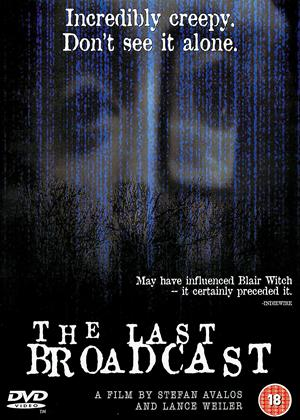 Rent The Last Broadcast Online DVD Rental