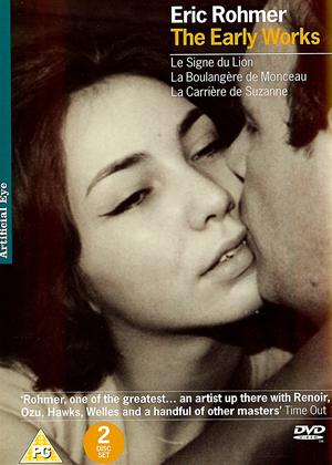Rent Eric Rohmer: The Early Works Online DVD Rental