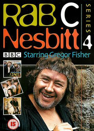 Rent Rab C Nesbitt: Series 4 Online DVD Rental