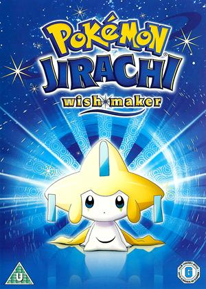 Rent Pokemon: Jirachi Wish Maker Online DVD & Blu-ray Rental