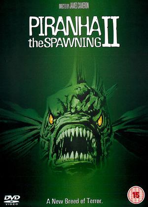 Rent Piranha 2: The Spawning Online DVD Rental