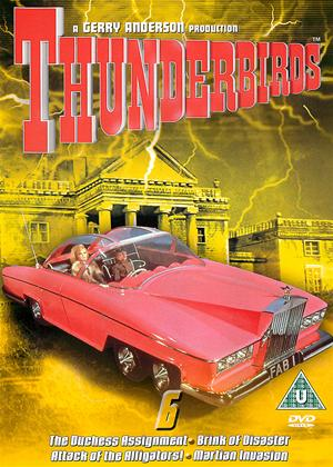 Rent Thunderbirds: Vol.6 Online DVD Rental