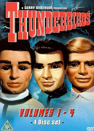 Rent Thunderbirds: Vol.4 Online DVD Rental