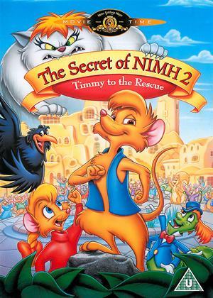 Rent The Secret of Nimh 2 Online DVD Rental