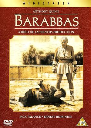 Rent Barabbas (aka Barabba) Online DVD Rental