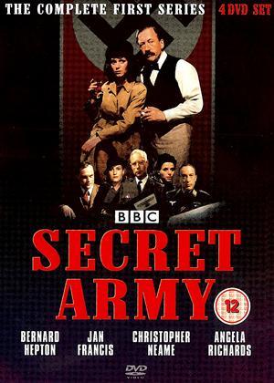 Rent Secret Army: Series 1 Online DVD Rental
