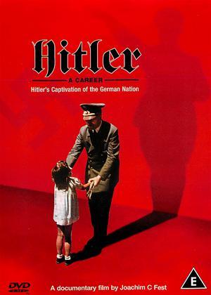 Rent Hitler: A Career Online DVD Rental