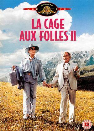 Rent La Cage Aux Folles II Online DVD Rental
