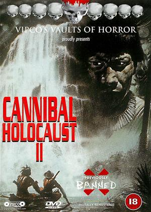 Rent Cannibal Holocaust 2 (aka Natura contro) Online DVD Rental