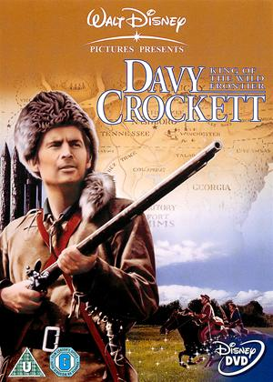 Rent Davy Crockett: King of the Wild Frontier Online DVD Rental