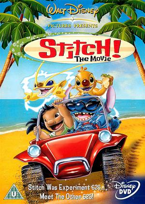 Rent Stitch: The Movie Online DVD Rental