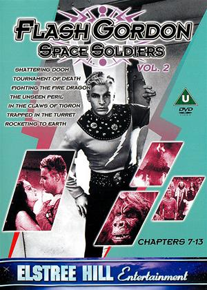 Rent Flash Gordon: Space Soldiers: Vol.2 Online DVD Rental