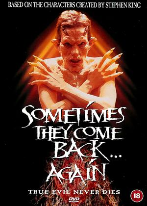 Rent Sometimes They Come Back, Again Online DVD Rental