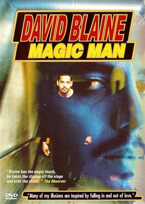 Rent David Blaine: Magic Man Online DVD Rental