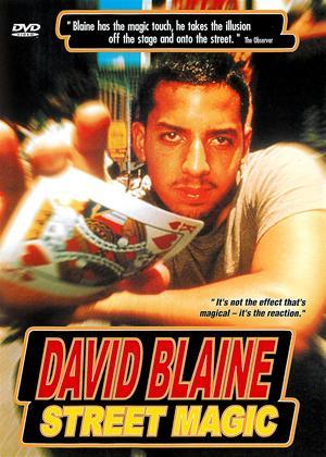 Rent David Blaine: Street Magic Online DVD Rental
