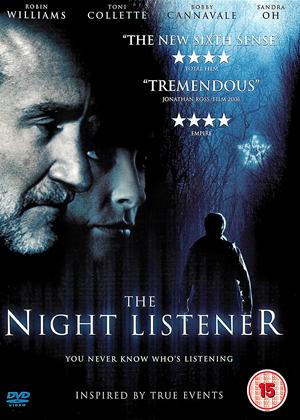 Rent The Night Listener Online DVD Rental