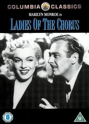 Rent Ladies of the Chorus Online DVD Rental