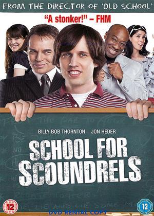 Rent School for Scoundrels Online DVD & Blu-ray Rental
