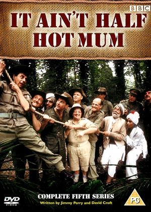 Rent It Ain't Half Hot Mum: Series 5 Online DVD Rental