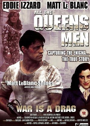 Rent All the Queen's Men Online DVD Rental