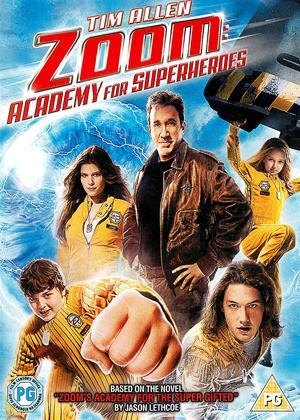 Rent Zoom (aka Zoom: Academy for Superheroes) Online DVD Rental