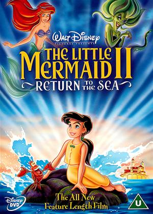 Rent The Little Mermaid 2: Return to the Sea Online DVD Rental