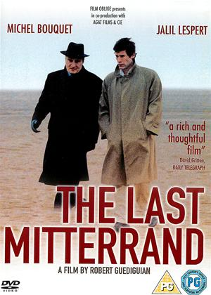 Rent The Last Mitterrand (aka Le Promeneur du champ de Mars) Online DVD Rental