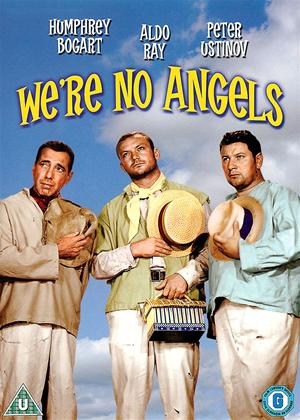 Rent We're No Angels Online DVD Rental