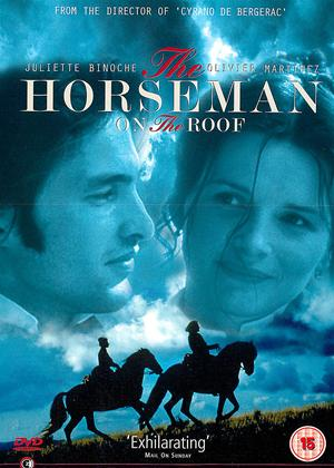 Rent The Horseman on the Roof (aka Le hussard sur le toit) Online DVD & Blu-ray Rental