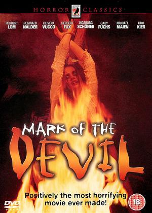 Rent Mark of the Devil (aka Hexen bis aufs Blut gequält) Online DVD Rental