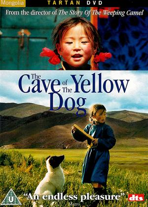 The Cave of the Yellow Dog Online DVD Rental
