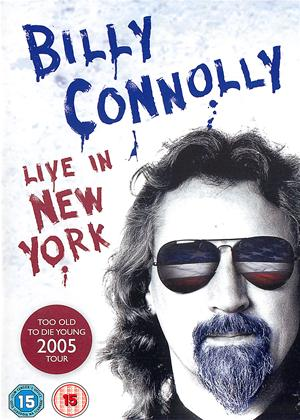 Rent Billy Connolly: Live in New York Online DVD Rental