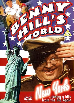Rent Benny Hill's World: New York Online DVD Rental